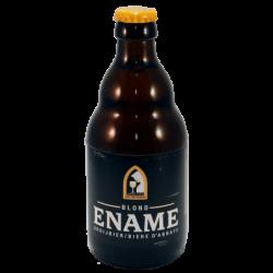 Bière Ename blonde