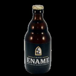 Bière Ename Triple