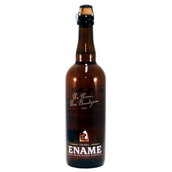 Bière Ename triple - 75cl