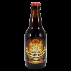 Bière Grimbergen double ambrée