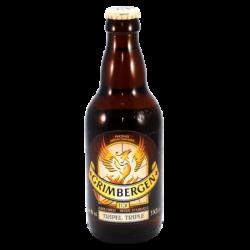 Bière Grimbergen Triple