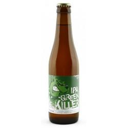 Bière Green killer IPA