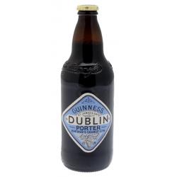 Bière Guinness Dublin porter