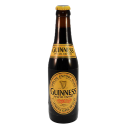 Bière Guinness Special export Stout