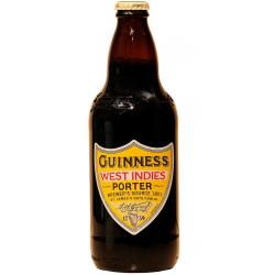Bière Guinness West indies porter