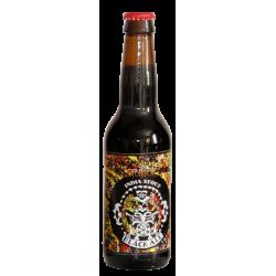 Bière La Débauche Black ale India Stout