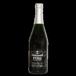 Bière Lindemans faro - 75 cl