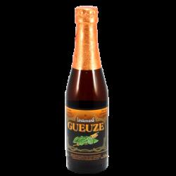 Bière Lindemans gueuze