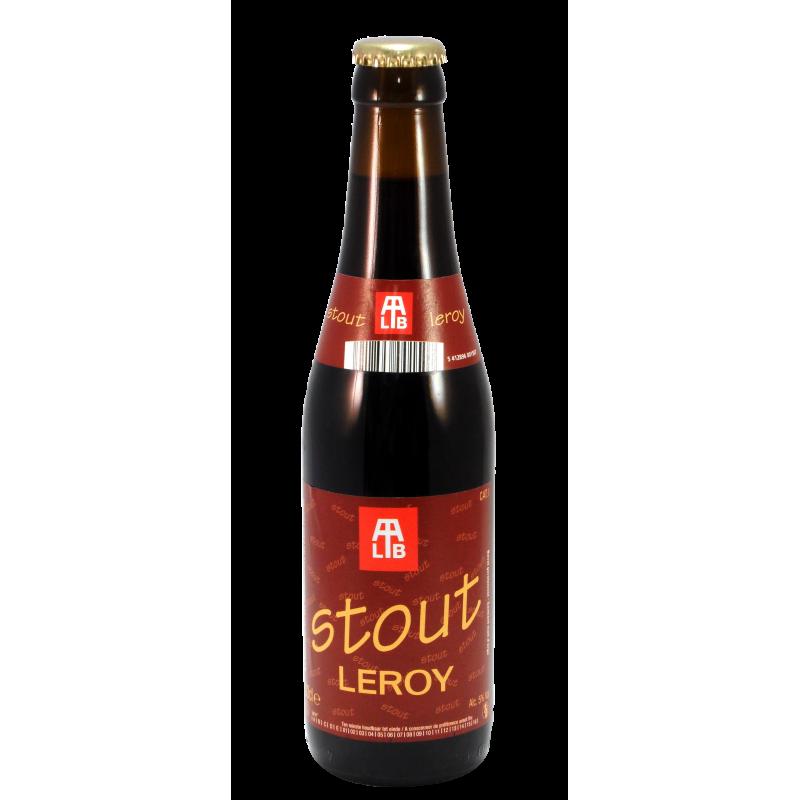 Bière Leroy Stout