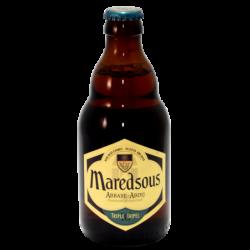 Bière Maredsous triple 10