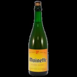 Bière Moinette blonde - 75 cl