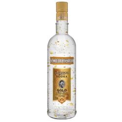 Vodka Sobieski gold