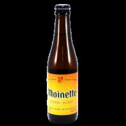 Bière Moinette blonde